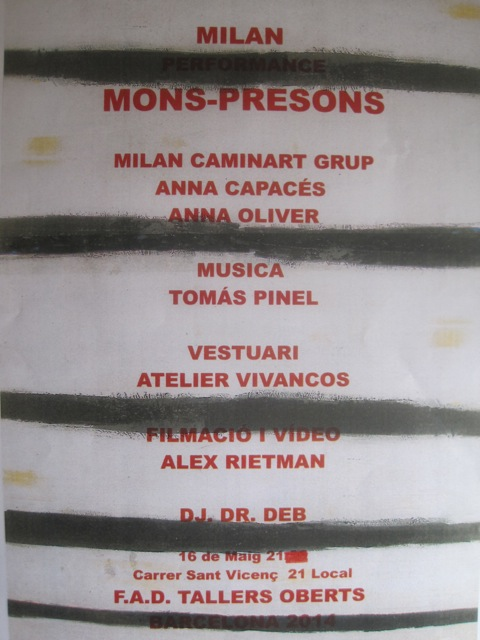 cartel monspresons