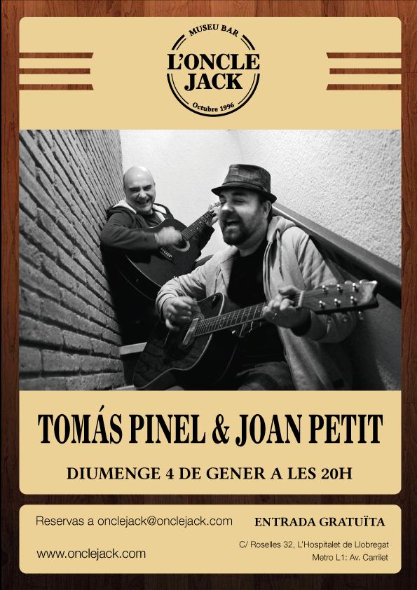 Tomás Pinel & Joan Petit